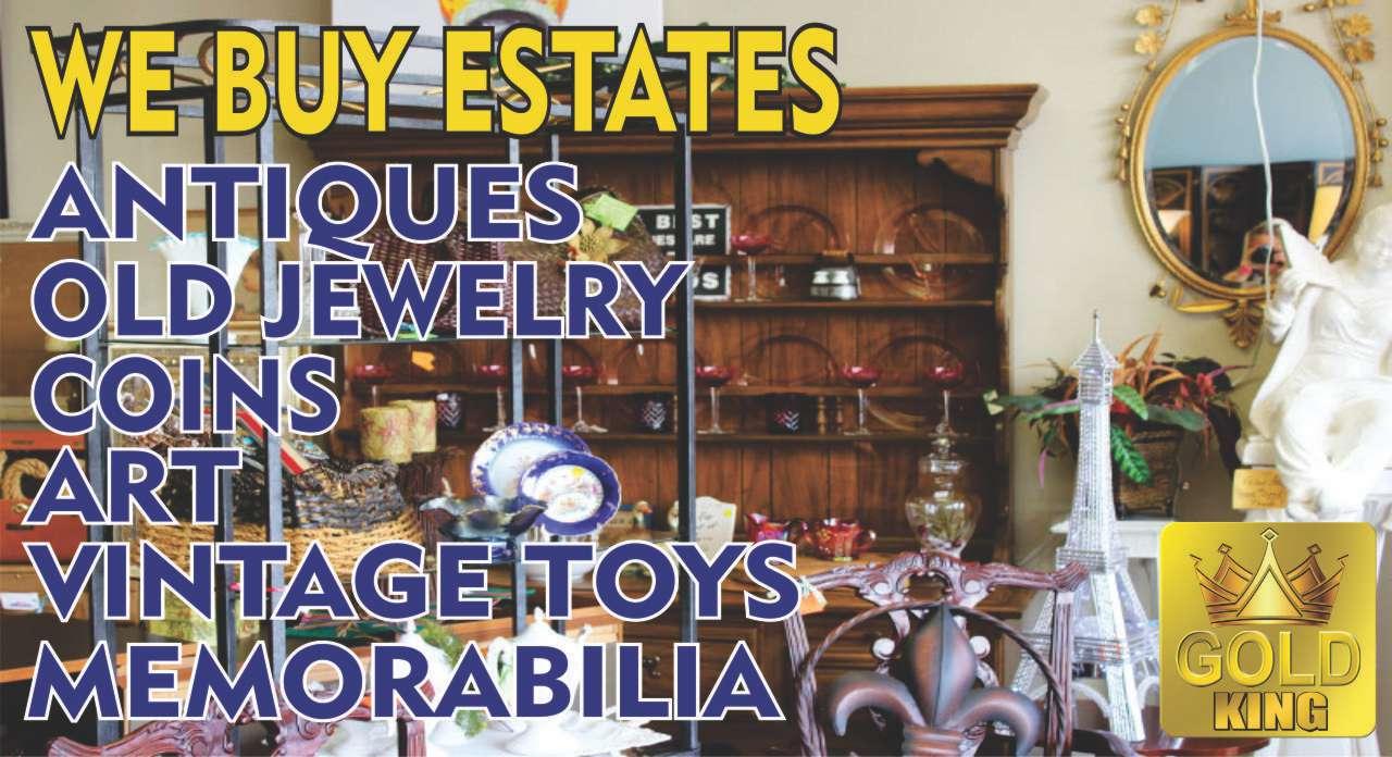 We Buy Estates