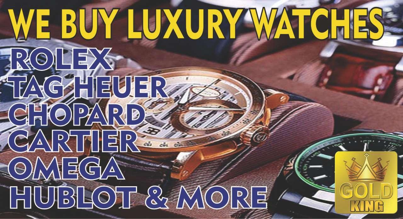 We Buy Luxury Watches